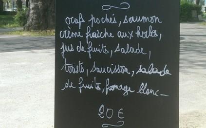 Le Brunch, brasserie du SNUC